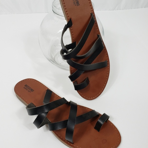 Mossimo Supply Co. Shoes - Mossimo Strappy Sandal